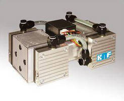 Vacuum Diaphragm Pumps suit roughing or backing applications.