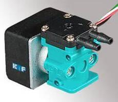 Miniature Liquid Pump has speed-controlled BLDC motor.