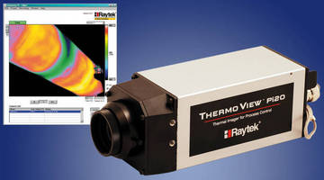 Fixed-Mount Thermal Process Imager transmits 30 fps.