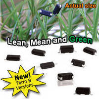 Reed Sensors offer up to 5 contact sensitivity ranges.