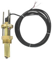 Paddlewheel Flow Sensor features pulsed output.