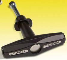 Torque Wrenches help plumbers install no-hub couplings.