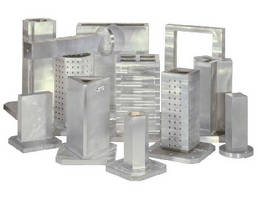 Blank Tombstone Tooling Blocks Provide Economical Workholding