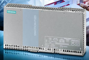 Motion Control System includes solid-state, embedded PC.