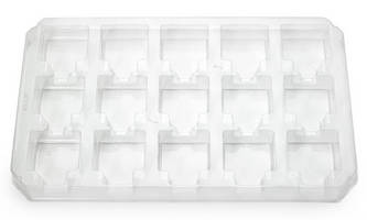 Engineering Clear Plastic Tray Design Stacks Up to Alleviate Packaging Concerns