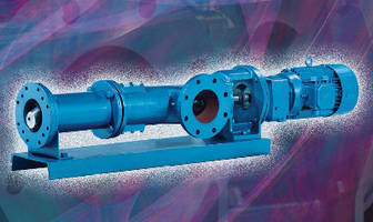 Moyno® 2000 CC Pump Offers Versatility and Cost-Efficiency