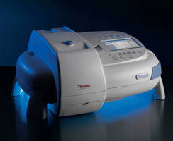 UV-Visible Spectrophotometers feature scripting software.