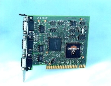 Serial Card puts three RS232 ports in single slot.