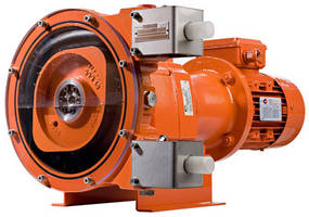Peristaltic Pumps meet needs of chemical transfer applications.