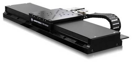 Versatile, High-Performance, Cost-Effective Linear Motor Stages for Precision Motion