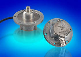 Rotary Position Sensors support 0-10 Vdc analog voltage output.