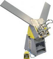 Wood and Plastic Profile Joiner enhances worker productivity.
