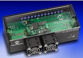 Microchip's DC/DC Converter Reference Designs Enable Greater Energy Efficiency Through Digital Power