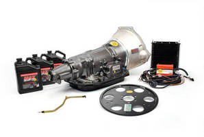 Six-Speed Automatic Transmission Kits suit Ford engines.