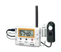 Data Logger monitors illuminance, UV, temperature, and humidity.