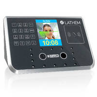 Face Recognition System suits time and attendance applications.