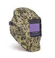 Welding Helmets provide lens speed of 1/20,000 sec.
