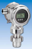 Level Transmitter meets 3A sanitary standards.