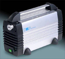Diaphragm Vacuum Pump suits roughing and backing applications.