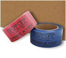 Tamper Evident Security Tape offers at-a-glance assurance.
