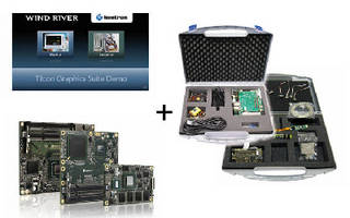 microETXexpress® Starter Kit comes fully pre-configured.