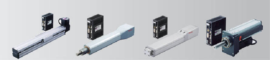 New EZ Limo Motorized Linear & Rotary Actuators from Oriental Motor
