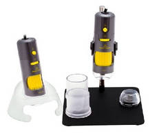 Inspection Microscope Kit includes polarizer and accessories.