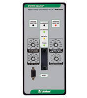 """EC&M Awards Littelfuse """"Product of the Year"""" Category Winner for PGR-5330 Advanced Ground Fault and Resistor Monitoring Relay"""