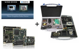 MicroETXexpress Starter Kits is validated for Wind River VxWorks.