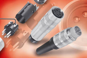 Commercial/Industrial Cable Connectors feature screw termination.