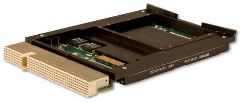 3U CompactPCI Module features 8-core processor.