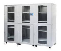 Desiccant Cabinets offer closed loop regeneration.