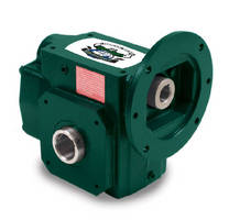 Gear Reducers operate at 90% efficiency.