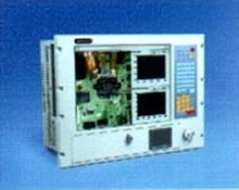 PC Workstation features 15 in. LCD display.