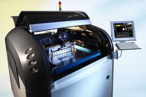 Screen Print Platform optimizes changeover time, performance.