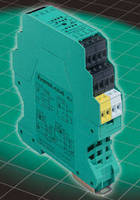 AS-Interface I/O Modules integrate diagnostic features.