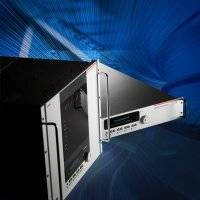Switch Matrix Mainframes support semiconductor test applications.