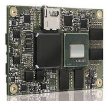 Atom-Powered Industrial-Grade COM withstands harsh environments.