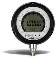 Digital Pressure Gauge offers at-a-glance readability.