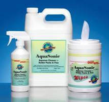 JNJ Industries' GlobalTech® AquaSonic AQP Solder Paste & Flux Remover Certified as Clean Air Solvent by SCAQMD