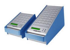 Standalone USB Duplicators can transfer data at 2 GB/min.