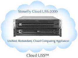 Cloud Computing Appliance is fully redundant.