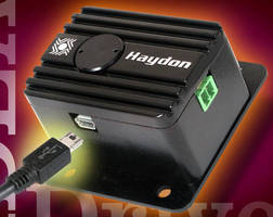 Low-Current Electronic Drive offers on-screen programming.