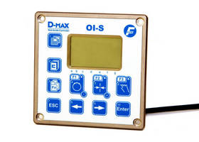 Compact, Icon-Based OI suits web guiding systems.