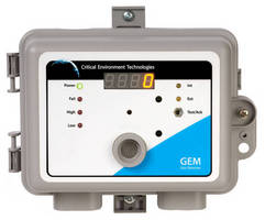 Self-Contained Gas Detector accommodates diverse applications.
