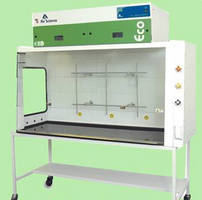Ductless Fume Hood has environmentally friendly design.