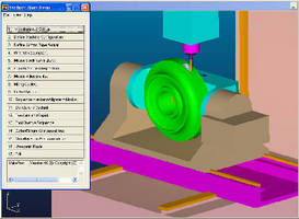 CAM Postprocessor Software can run within CATIA V5