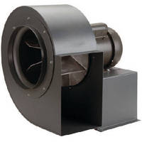 Radial Blade Blowers offer capacities to 3,420 cfm.