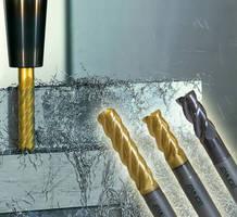 Carbide End Mills minimize tough material machining effort.