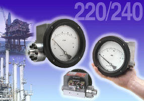 Differential Pressure Switches meet global standards.